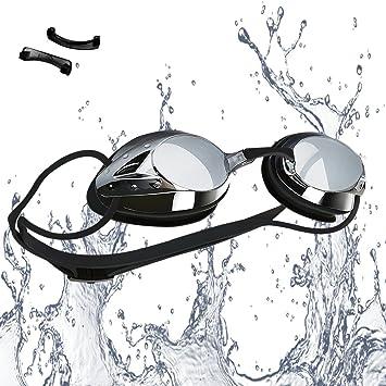 VETOKY Gafas de Natación, Antiniebla Gafas para Nadar Protección