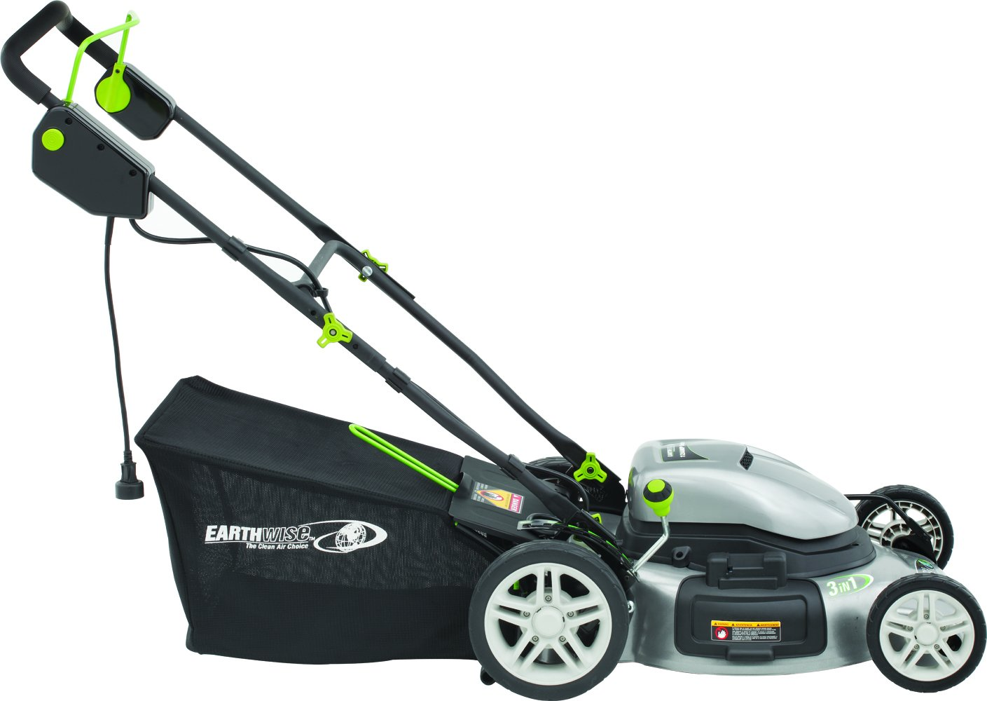 Earthwise 50520 20-Inch 12-Amp Corded Electric Lawn Mower by Earthwise