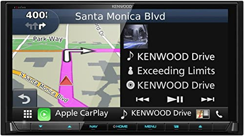 Kenwood Excelon DNX994S In-Dash Navigation System