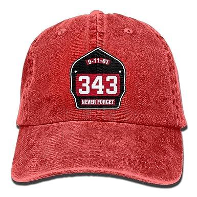 Caps big Recuerdo 91343 Bomberos caídos Vaqueros de Vaquero ...