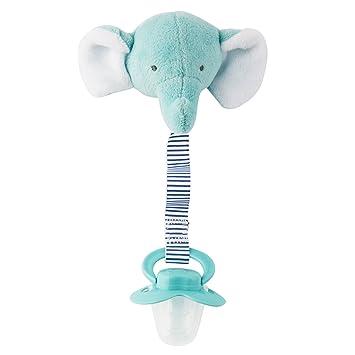 Amazon.com: Kids preferred Carter Azul del elefante Clip ...