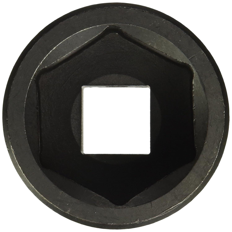 SK Hand Tool 85756 1-Inch Drive Standard Impact Socket 56mm