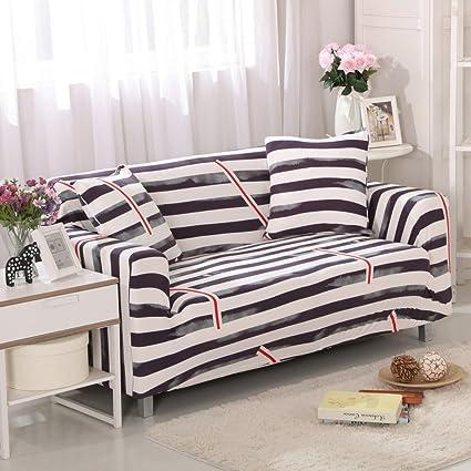 deplas97 funda para sofá poliéster elastano Tejido suave ...