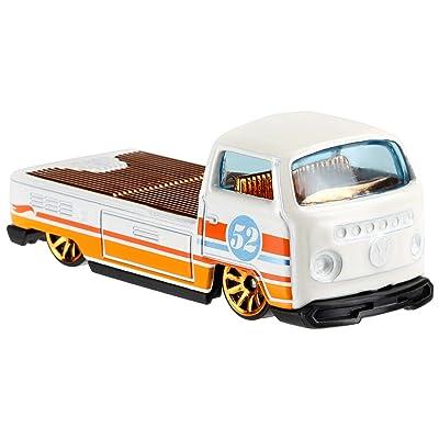 Hot Wheels 2020 Pearl and Chrome 6/6 - Volkswagen T2 Pickup (White): Toys & Games [5Bkhe1400042]