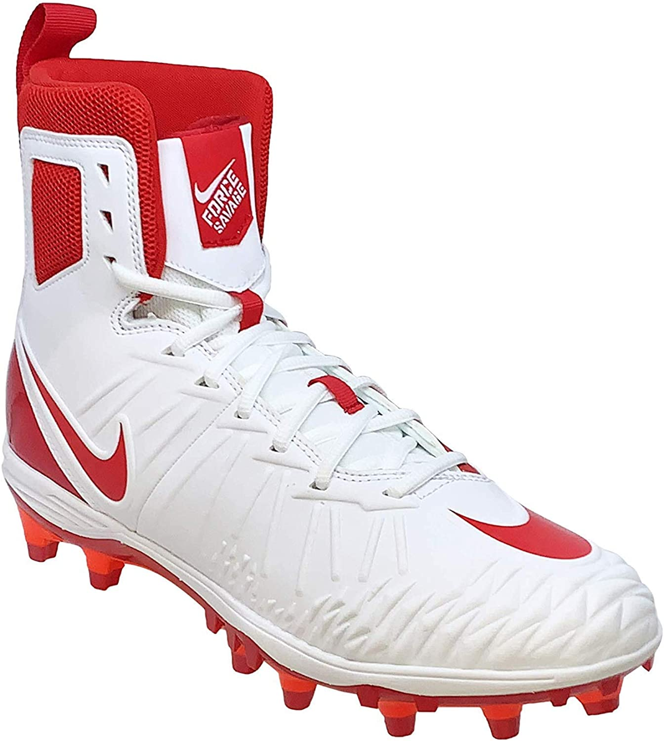 Force Savage High Top Football Cleats
