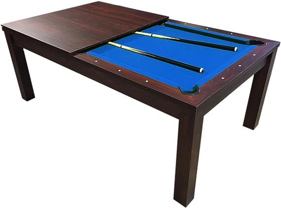 Mesa de Billar 7 ft con Plan de Cobertura Incluido Carambola mod ...