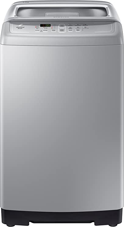 Samsung 6.2 kg Fully-Automatic Top load Washing Machine (WA62M4100HY/TL, Imperial Silver)