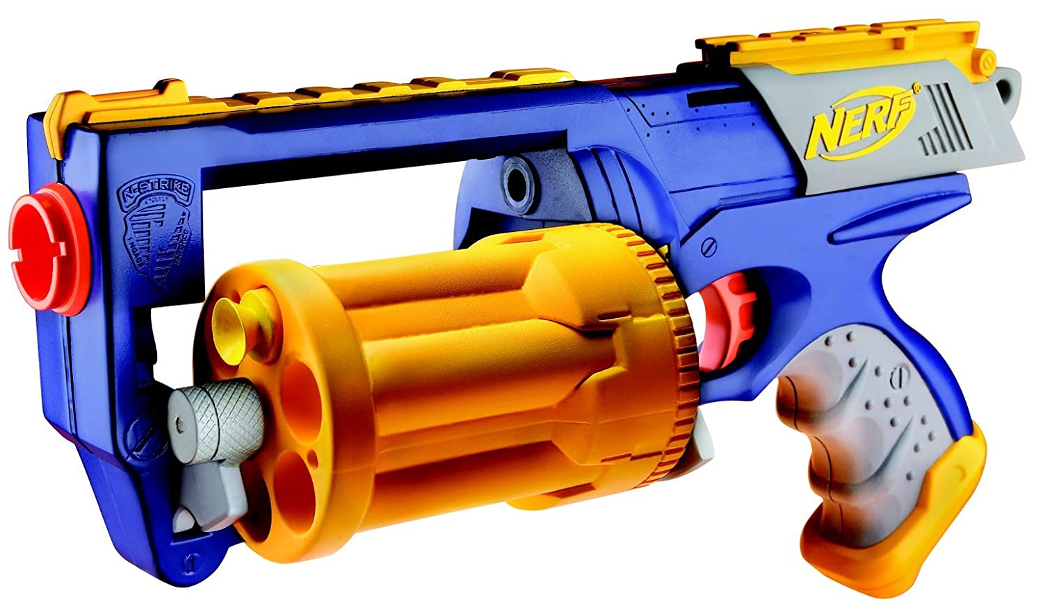 Amazon.com: Nerf N-Strike Maverick - Colors May Vary(Discontinued by  manufacturer): Toys & Games