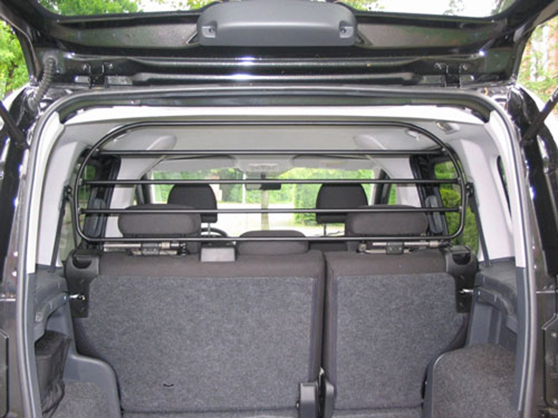 Kleinmetall Toyota Verso Kompaktvan Bj: 2009 - bis jetzt, Trenngitter / Hundegitter / Gepäckgitter (TG-L)