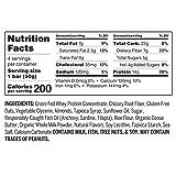Oatmega Protein Bars, Vanilla Almond, Healthy
