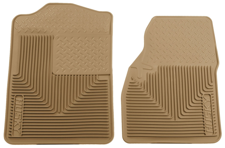 Husky Liners Front Floor Mats Fits 87-91 Blazer 94-01 Ram 1500 Winfield Consumer Products 51043 75-86 C20//K20