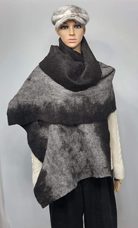 Alpaca Wool Women/'s Wrap