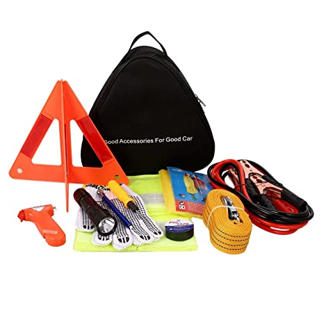 Amazon Com Utheing Roadside Assistance Car Emergency Kit Auto
