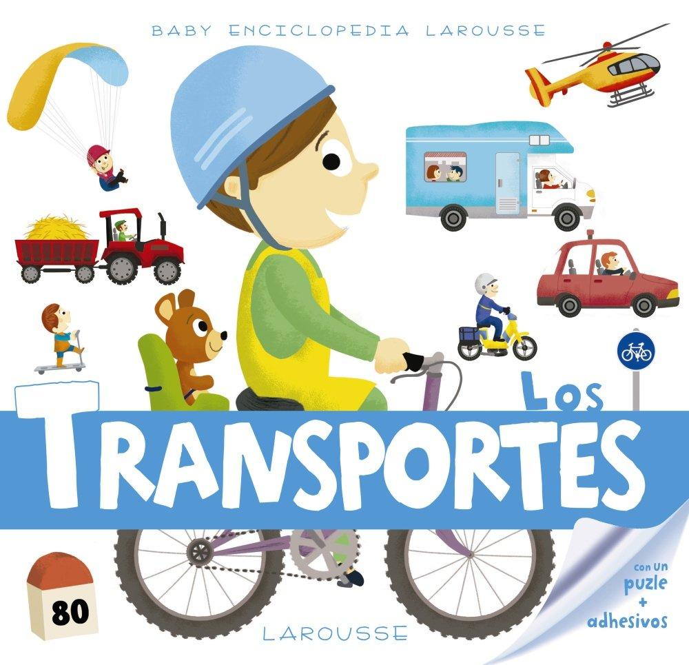 Download Baby enciclopedia: Los Transportes pdf