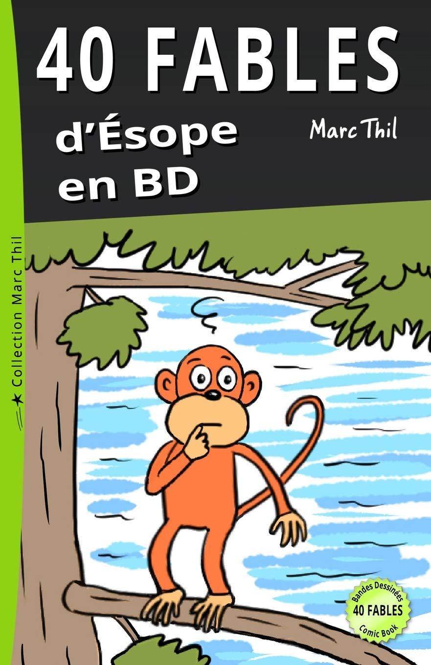 40 Fables D Esope En Bd French Edition Marc Thil