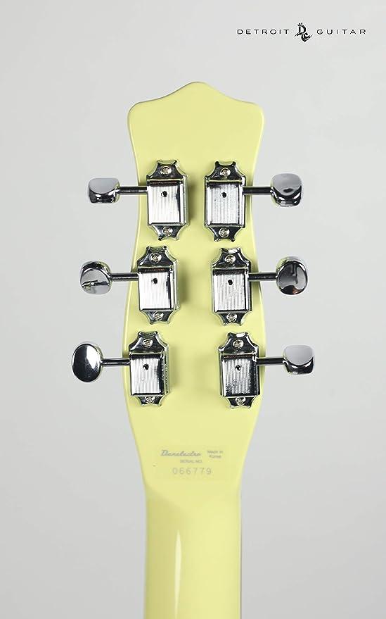 Danelectro 59 Mod New Old Stock Plus Daytona - Guitarra de ...