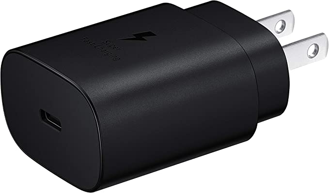 Samsung 25W USB-C wall charger