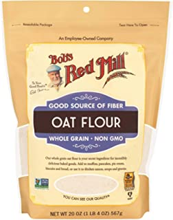 product image for Bob's Red Mill Whole Grain Oat Flour, 20 Oz
