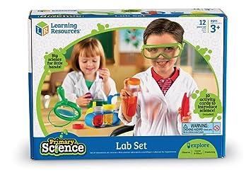Learning Resources Juego De Experimentos Cientificos Para Ninos