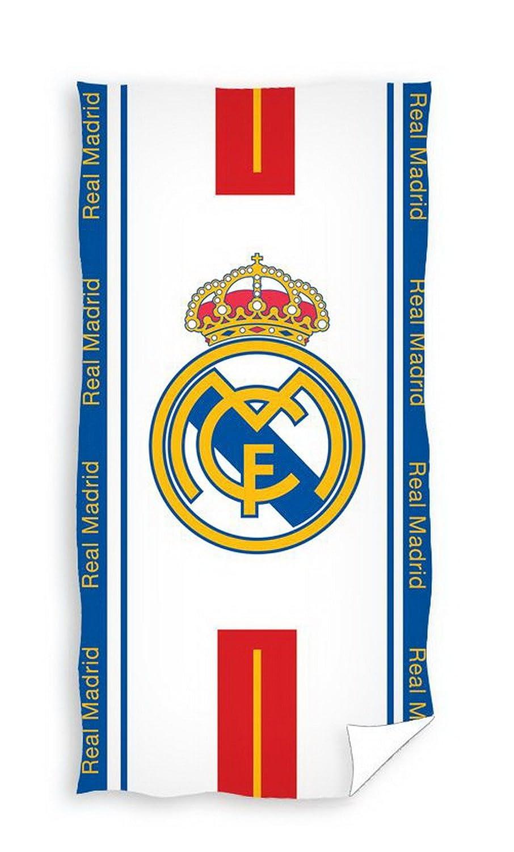 Real Madrid Toalla de ducha (150 x 75 cm Toalla de playa toalla rm171176: Amazon.es: Deportes y aire libre