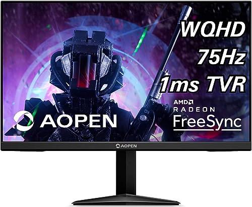 AOPEN 24MX1 bii 24-inch Full HD (1920 x 1080) Gaming Monitor with AMD Radeon FreeSync Technology