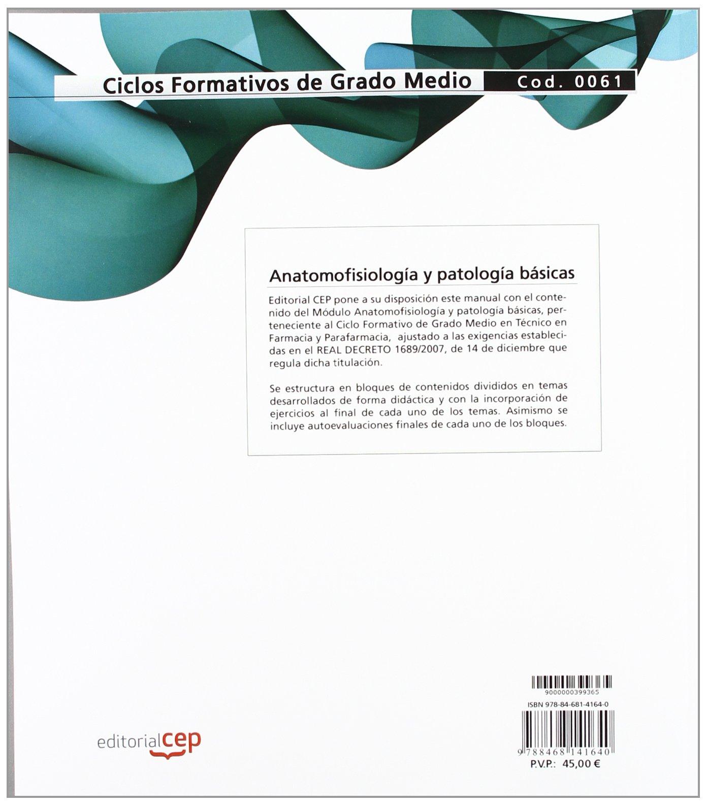 Ciclos Formativos De Grado Medio Técnico En Farmacia Y