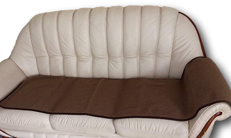 Alpenwolle Óptica de Onda para sillón en marrón Chocolate 50 ...