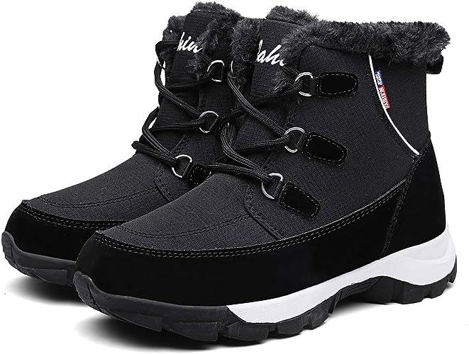 Women's Snow Boots Winter Waterproof