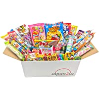 Japanese Candy Box 30 x Dagashi, Candy, Snacks, Gum.