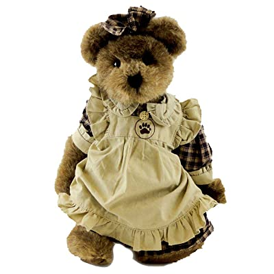 BOYDS BEARS PLUSH Ottilie WILHEMINA Fabric GCC Exclusive Teddy Bear 94860Gcc: Toys & Games