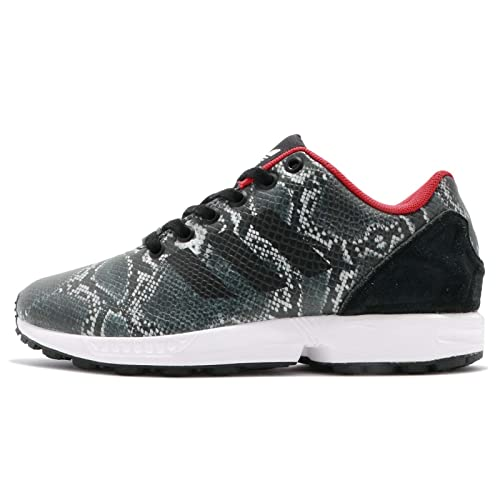 watch 1587b 417c7 adidas Shoes - Zx Flux Black Base/Black Base/Red Tomato 38 2 ...