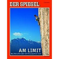 DER SPIEGEL 40/2012: Am Limit