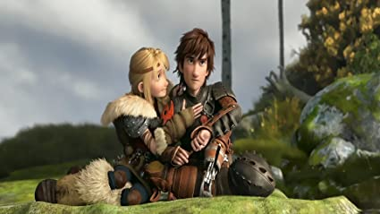 Posterhouzz Movie How To Train Your Dragon 2 Hiccup Astrid HD Wallpaper Background Fine Art Paper