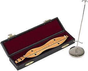 "Broadway Gifts 7"" Dulcimer Instrument Miniature"