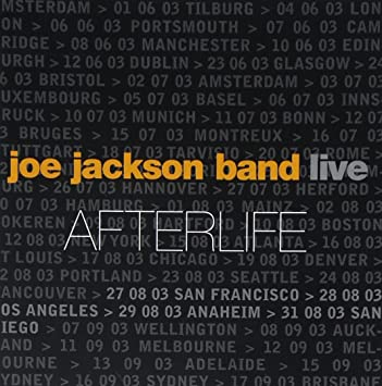 Live Afterlife Amazon Music