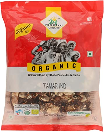 24 Mantra Organic Tamarind Premium, 500g