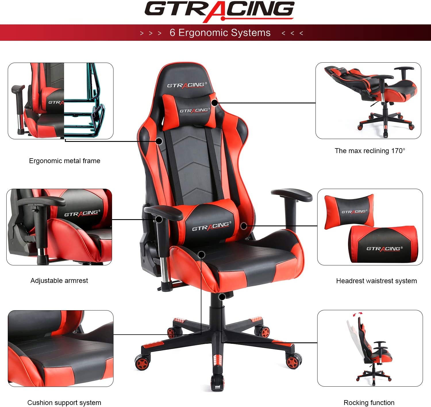 71%2BKwbsDIsL. AC SL1500 - What Is The Best Gaming Chair For Short Person - ChairPicks