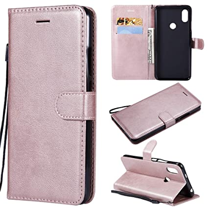 Amazon com: MGVV Xiaomi Redmi S2 Phone Case, Slim Fit Flip