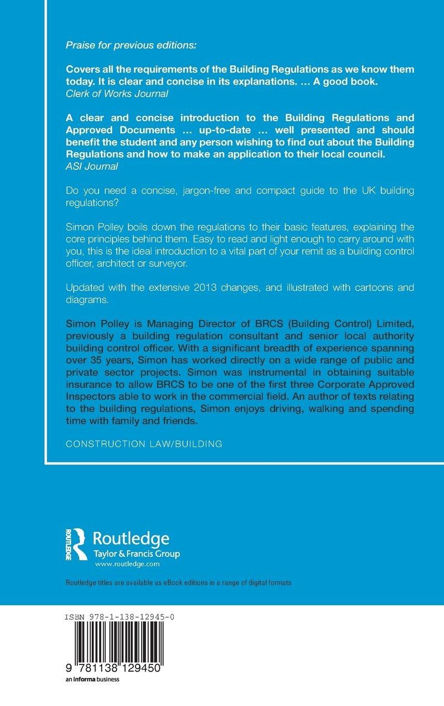 Understanding the Building Regulations (Understanding Construction)