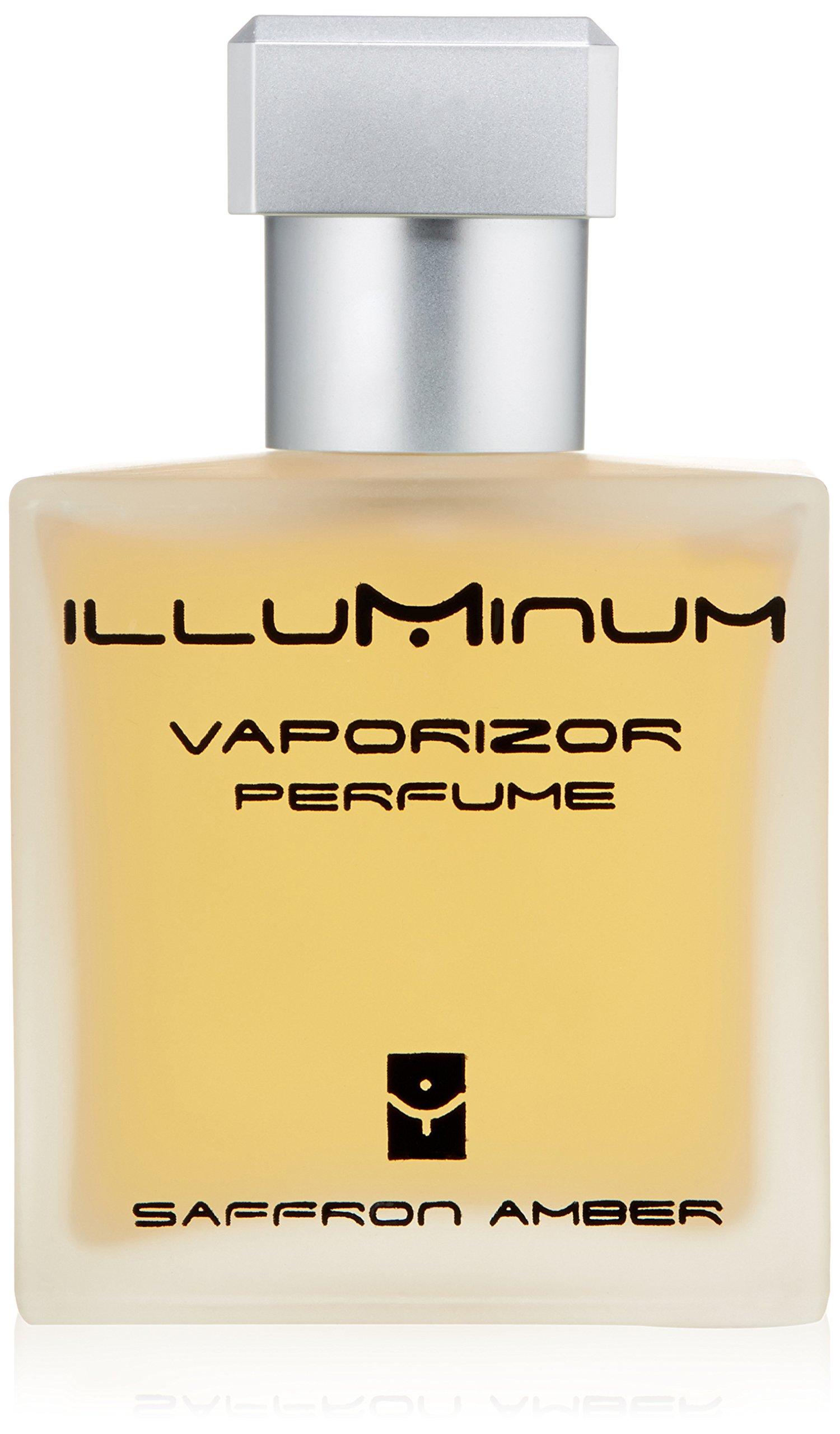 Illuminum Vaporizor Perfume, Saffron Amber, 3.4 fl. oz.