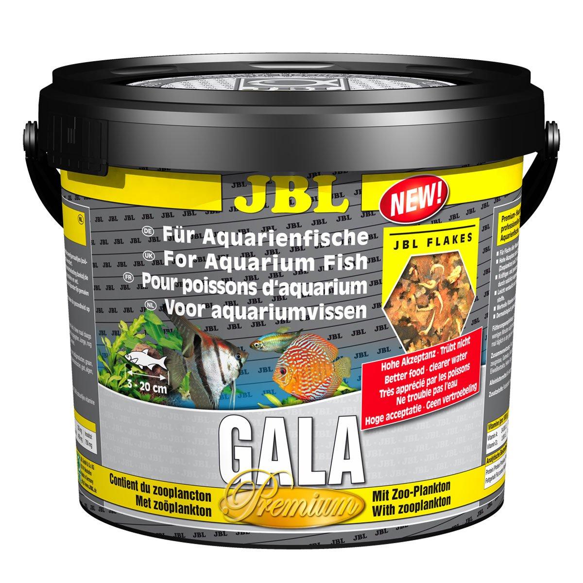 JBL 404270 Gala Alimento Básico para Peces de Acuario, 5.5 l: Amazon.es: Productos para mascotas