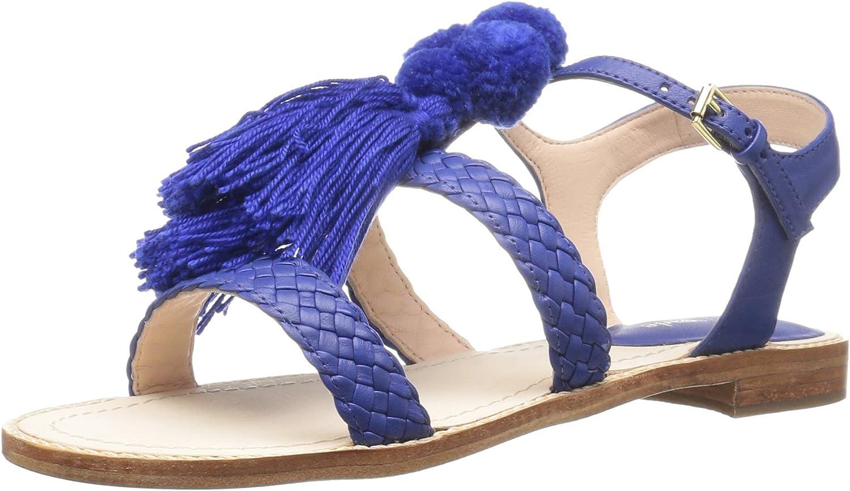 kate spade new york Womens Sunset Flat Sandal