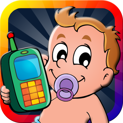 Baby Phone Game - Call your Animal Friends! Fun for Toddlers and Preschool Children (Boys and Girls 1, 2, or 3 Years Old) - Ad-free