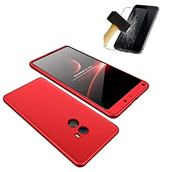 PANXIYUE Funda Xiaomi Mi Mix 2 Carcasa 360 Grados Integral ...
