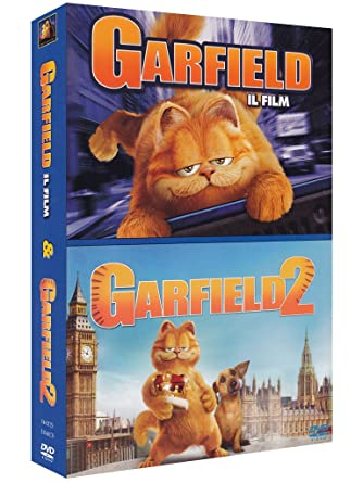 Amazon Com Garfield Collection 2 Dvd Jennifer Love Hewitt Geoffrey Gould Peter Hewitt Movies Tv