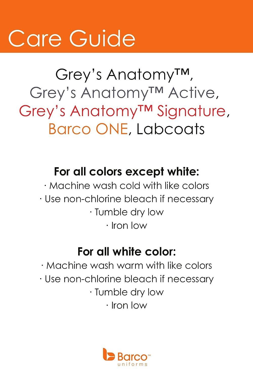 Amazon.com: Barco Grey\'s Anatomy Women\'s 4232 Drawstring Scrub Pant ...