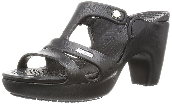 af87f7fc1 Crocs Cyprus V Heel W, Escarpins - Femme