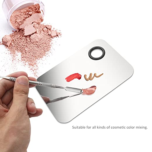 Pixnor Makeup Palette with Spatula