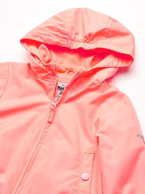 OshKosh BGosh Girls Lightweight Jersey Lined Windbreaker Jacket