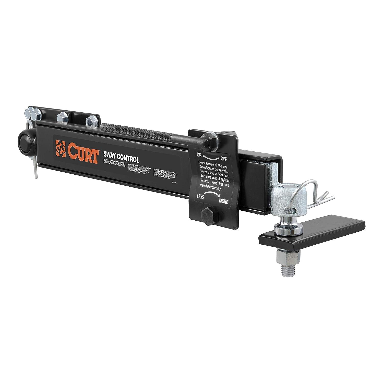 CURT 17200 Black Trailer Anti-Sway Bar Control Kit